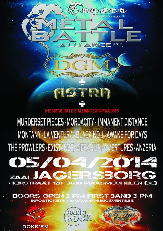 Metal Battle Alliance Finals