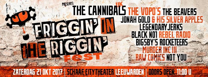 Friggin in the Riggin Fest